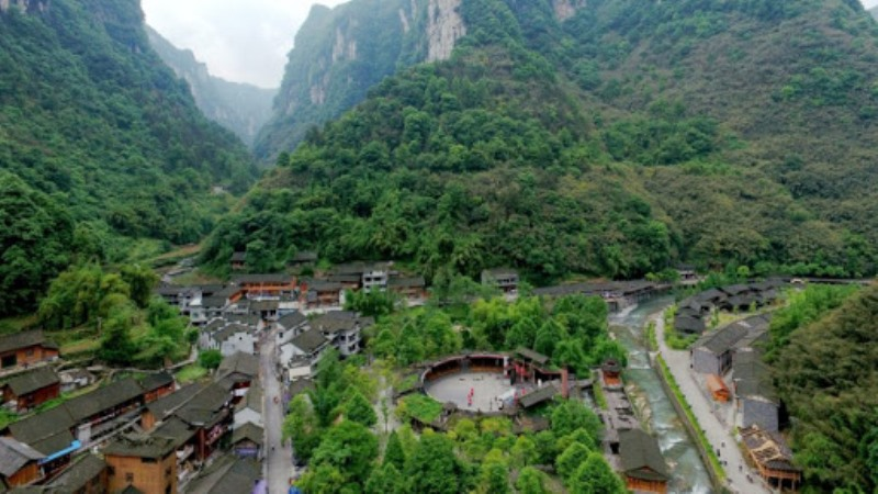 Rationalising A Visit To The Miao village of Dehang, Hunan